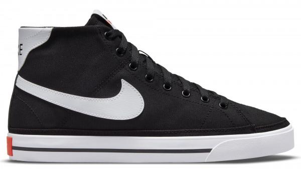 Nike Court Legacy Canvas Mid in Übergrößen: 9354-21