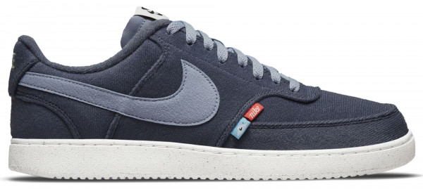 Nike Court Vision Low Next Nature in Übergrößen: 9326-21