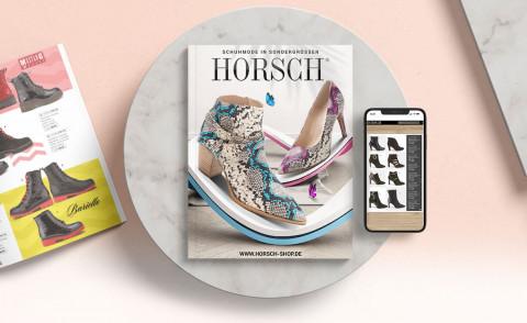 Horsch Katalog