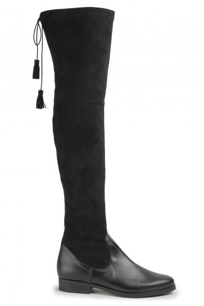 Overknee-Stiefel in Übergrößen: 2103-17
