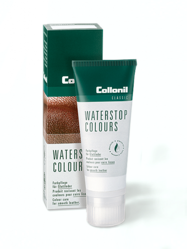 Collonil Waterstop Colours Hellbraun