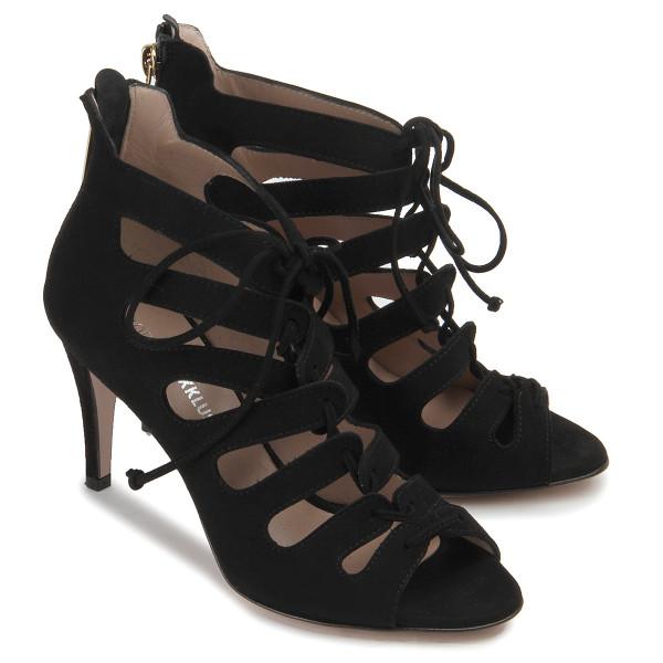 Hochfront-Sandale in Übergrößen: 700-15