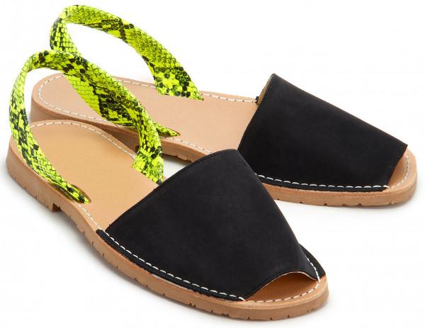 Sandalen in Übergrößen: 3722-10