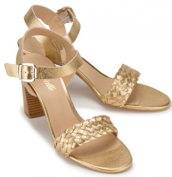 Sandalette in Untergrößen: 1402-11