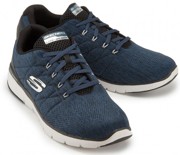 Skechers Sneaker in Übergrößen: 8030-11