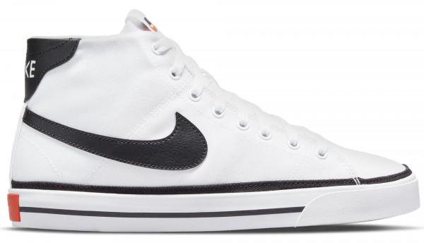 Nike Court Legacy Canvas Mid in Übergrößen: 9334-21