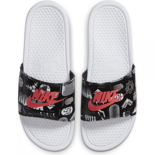Nike Benassi JDI Print in Übergrößen: 9008-20