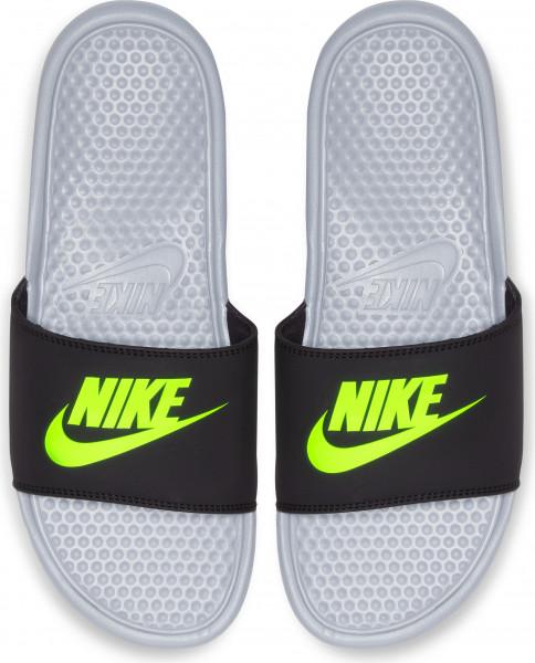 Nike Benassi JDI Sandalen in Übergrößen: 9043-10