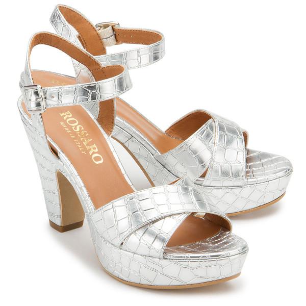 High-Heel Sandale in Untergrößen: 2640-11