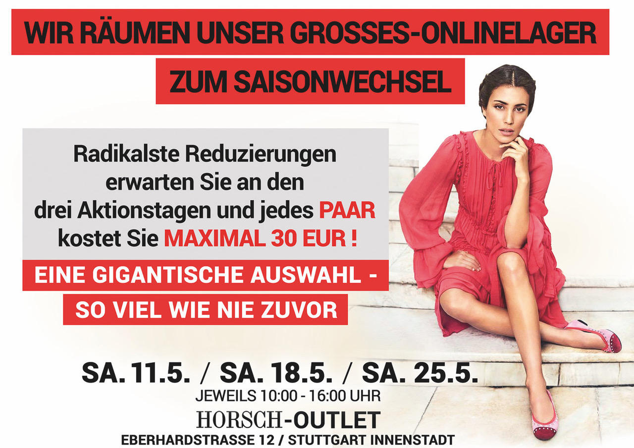 Outlet Stuttgart