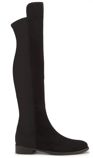 Overknee-Stiefel in Übergrößen:1125-28
