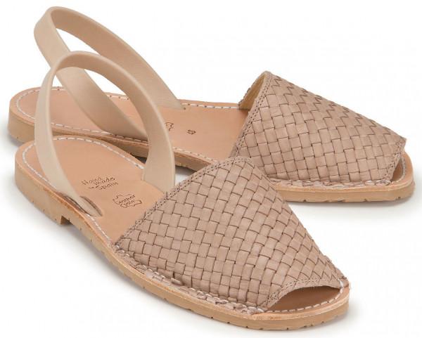 Sandale in Übergrößen: 3707-11