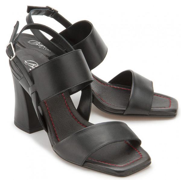 High-Heel Sandale in Untergrößen: 2142-11